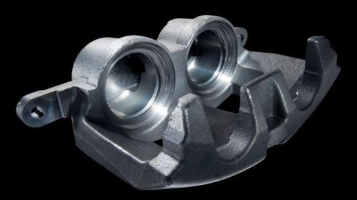 Bremssattel   CHIRON FZ 18 L = 300 mm B = 170 mm H = 90 mm