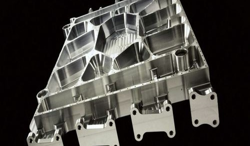 Channel-plate | CHIRON MILL  L = 420 mm B = 630 mm H = 60 mm