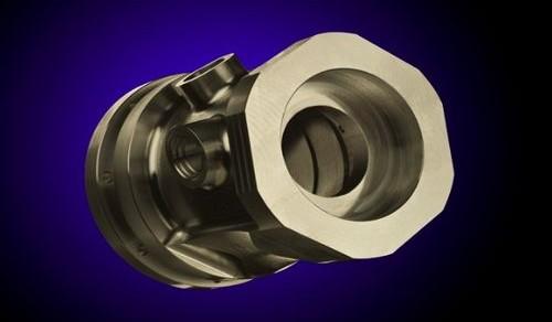 Engine-housing-series-12 | CHIRON FZ 12 Ø 140 mm x 150 mm